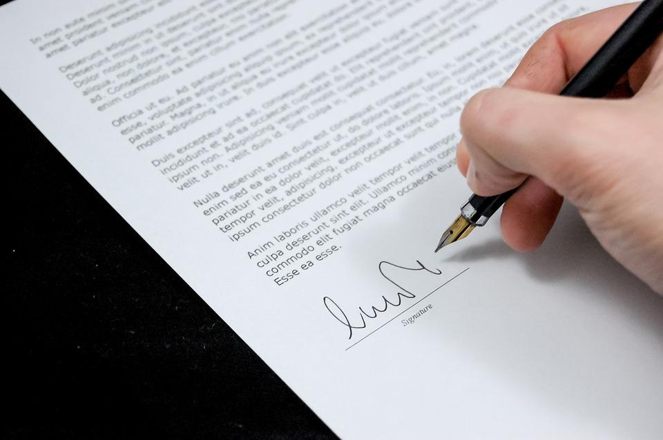 Jak Wypowiedzieć Umowę Niemieckiemu Pracodawcy Wzór Silverhand
