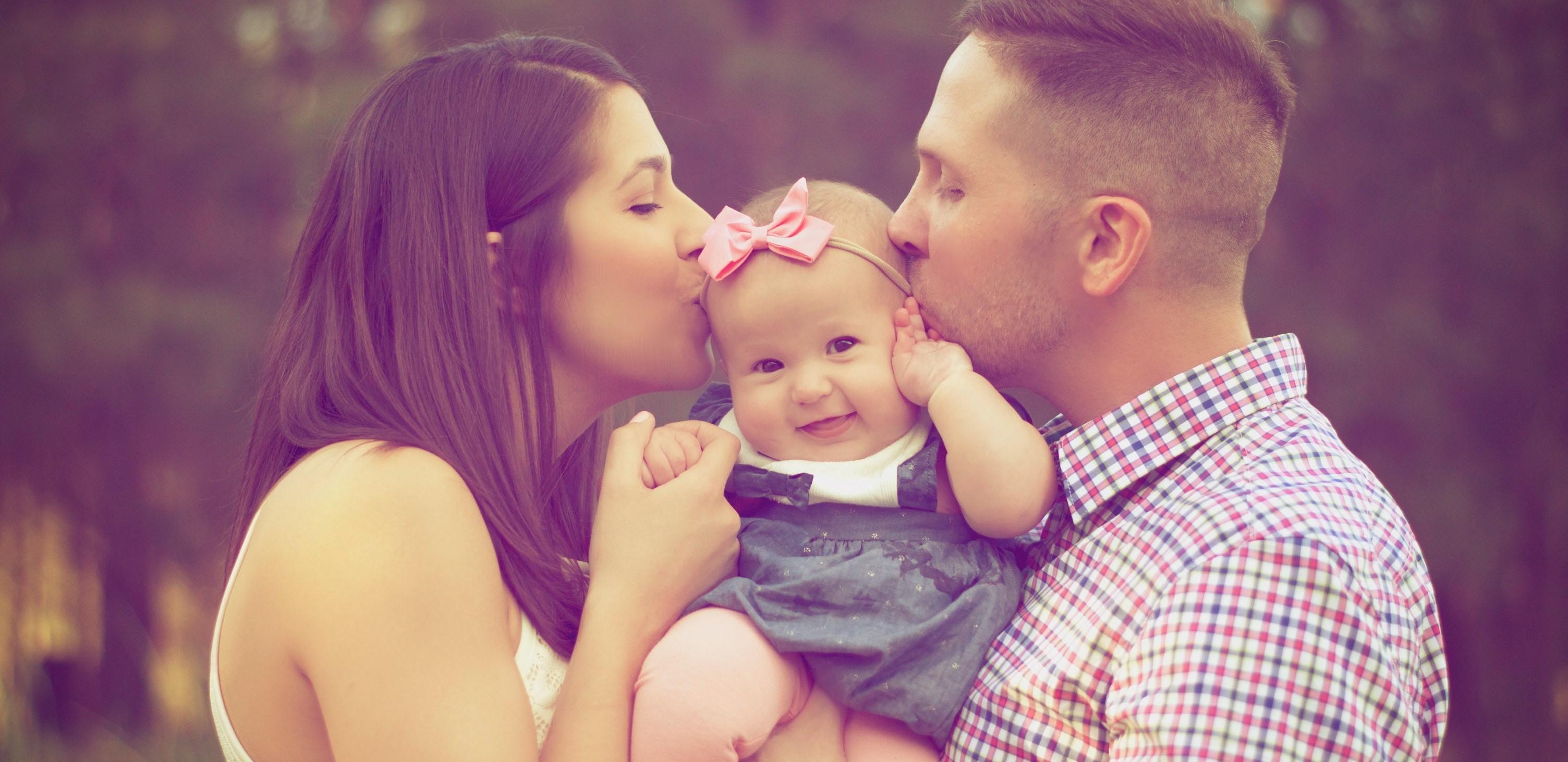 Zdjęcie rodziny w Islandii