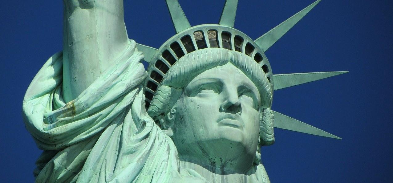 Statua wolności w USA