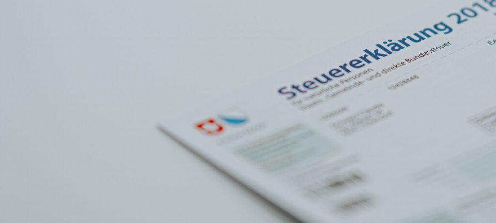 Rozliczenie Podatku W Niemczech Najważniejsze Informacje Silverhand